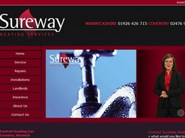 https://surewayheating.co.uk/ website