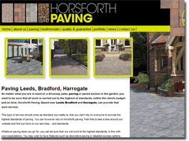 http://www.horsforthpaving.co.uk/ website