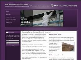 http://rhb-asbestossurvey.co.uk/ website