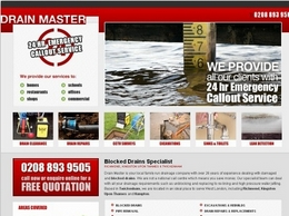 https://drainmasteruk.co.uk/ website