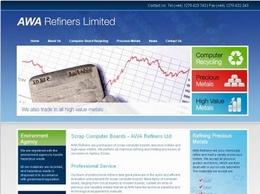 http://www.awarefiners.co.uk website
