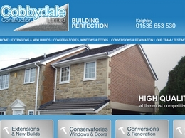 http://www.cobbydaleconstructionltd.co.uk/ website