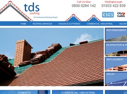 http://www.tdsroofing.co.uk/ website