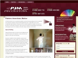 http://www.pjmdecorators.com/painters.php website