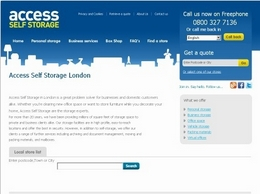 https://www.accessstorage.com/storage website
