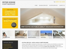 http://www.peterdodge.co.uk/roofer-services.php website