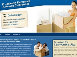 https://djacksonremovals.co.uk/ website