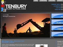 https://tenbury-hire.co.uk/ website