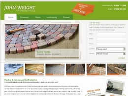http://www.johnwrightpaving.co.uk/ website