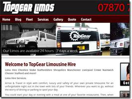 http://www.topgearlimos.co.uk/ website