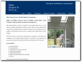 http://www.builderllandudno.co.uk/ website