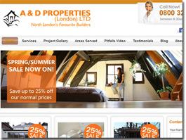 http://www.andlondonbuilders.co.uk/ website