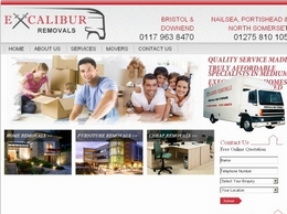 http://www.excaliburremovals.co.uk/ website