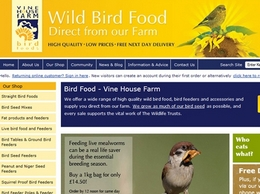http://www.vinehousefarm.co.uk website