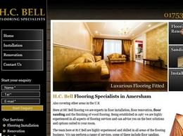 https://www.bellflooringservice.co.uk/ website