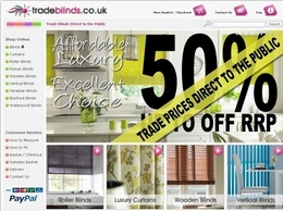 http://www.tradeblinds.co.uk/ website