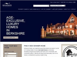 http://www.bannerhomes.co.uk/ website