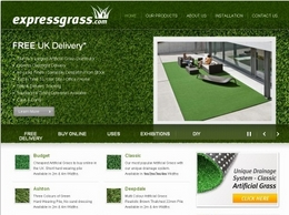 https://www.expressgrass.com website