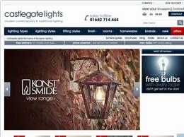 http://www.castlegatelights.co.uk/ website