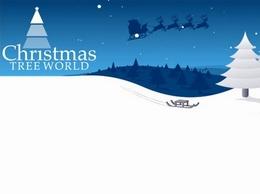 https://www.christmastreeworld.co.uk/ website