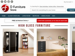 https://www.dfurniturestore.co.uk/ website