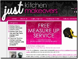 http://www.justkitchenmakeovers.co.uk website