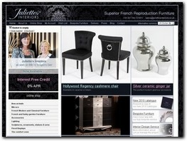 https://www.juliettesinteriors.co.uk website