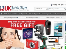 https://www.uksafetystore.com/ website