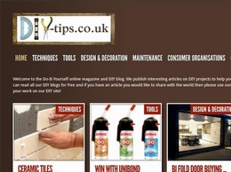 https://www.diy-tips.co.uk/ website