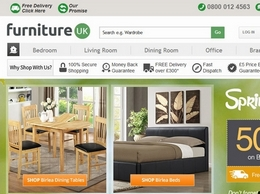 http://furnitureuk.co.uk website