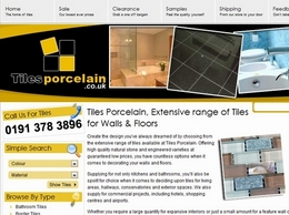 http://www.tilesporcelain.co.uk website