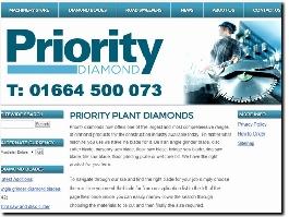 http://www.prioritydiamond.com/ website