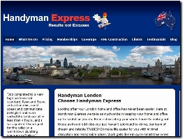 http://www.handymanexpress.co.uk website