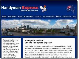 http://www.handymanexpress.co.uk website