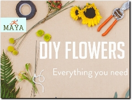 https://www.maya.florist/ website