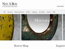 https://notabox.co.uk website