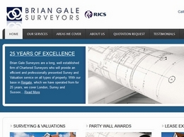 http://www.briangalesurveyors.com website