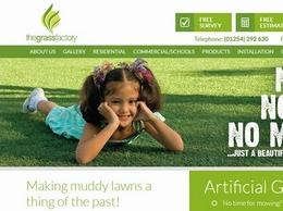 http://www.thegrassfactory.com/ website