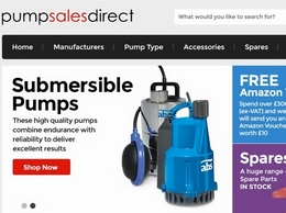 https://www.pumpsalesdirect.co.uk/ website