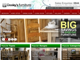 https://www.dooleysfurniture.com/ website