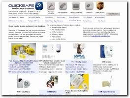 http://www.quicksafe.co.uk website