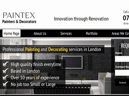 http://www.paintex.co.uk website