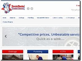 http://draindoctorglasgow.com/emergency-plumber-glasgow website