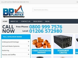 https://www.plasticdrainage.co.uk/ website