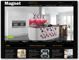 https://www.magnet.co.uk/ website