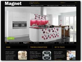 http://www.magnet.co.uk website