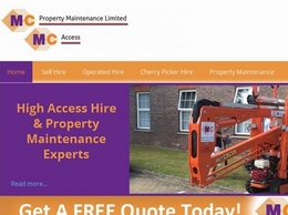 http://www.mcpropertymaintenance.co.uk/ website