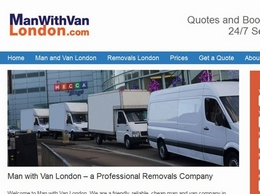 http://www.manwithvanlondon.com/ website