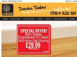 https://www.daviestimber.co.uk/ website