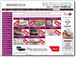 http://www.bedstreet.co.uk website